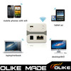 Wall mount 300M Wifi Fit Router Wireless Mini Inwall Openwrt Access Point