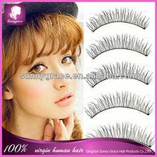 Celebrity styles hand tied charming and beautiful false eyelashes