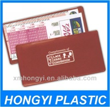plastic lottery ticket holders ,lottery ticket holder,plastic insurence ticket pocket