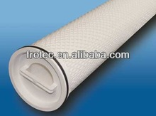 PP High Flow Industrial Water Filter/Hot sale replacement PALL high flow filter cartridge for industries