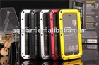Hot sales Waterproof Durable protective Gorilla glass case for IPhone 5 5s
