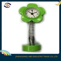 wholesale mini led metal twin bell alarm clock display