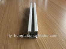 powder coated aluminium profile for sliding door track