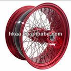 motorcycle spoke and billet wheels, pulley or sprocket, motocycle alloy wheel rim