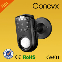 Concox quad band gsm gprs mms camera alarm with video and photos/ live view long distance wireless alarm beam system