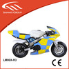 49cc pocket bike 49cc gas motorcycle with CE in direct factory