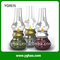 Promtion cadeau chinois lampes de table, Ygh515 Haptime d'huile en verre soufflé à la main lampes