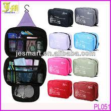 Large Capacity Waterproof Hanging Travel Toiletry Wash Makeup Storage Cosmetic Organizer Bag