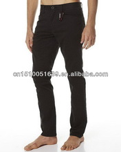 Clothing manufacturing companies organic cotton fabric man's pants