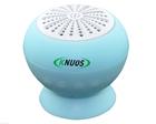 Mushroom Mini Wireless Bluetooth Speaker Hands Free Waterproof Sucker for Samsung phone