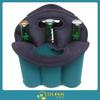 neoprene wine bag/neoprene bottle wine tote cooler bags