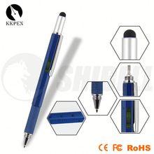 metal stylus pen ballpoint pen magnifier ball pen