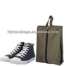 Designer cheapest nylon shoe bag for golf shoes packet