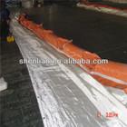 rubber water barrier
