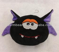 Halloween bats plush pet toy