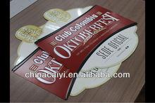 custom embossed tin signs tin sign printing,tin sign factory