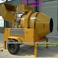 350l Hydraulic Diesel Concrete Mixer for sale