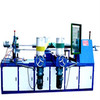 Three noses paper tube making machinery