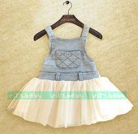 Z60075W GIRL'S COWBOY DRESS
