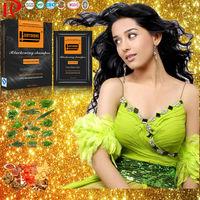 black hair magic shampoo/pure noni/hair blackening shampoo