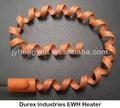 câble en caoutchouc de silicone résistant à la chaleur