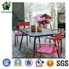Sale Frenchy Rectangle Metal Foldable Garden Tables