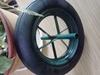 14 inch heavy duty solid wheels