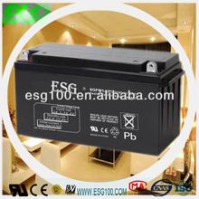 12V Sealed Lead acid battery 140ah for CCTV Power supply unit