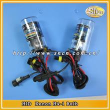 hid h4 hi lo xenon bulb H4 low halogen high xenon hid lamp