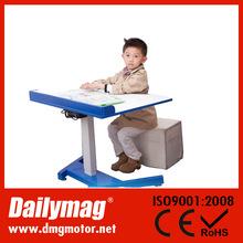 steel electric lifting computer desk/steel office desk/KD office table