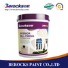 water based paint exterior coating/home finish paint dust resistant building coating