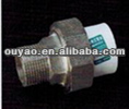 High Quality PPR Fittings Male Union