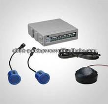 hight quality 2 ways parking sensor spy with Buzzer alarm nice detecting