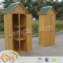Outdoor Wood Garden Storage Shed