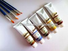 170ml naked oil paintings, 45 colors oil color, oil colour manufacture, EN71-3,EN71-9