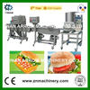 Automatic Stainless Steel Chicken Hamburger Burger Machine