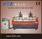 LB-8D-2013 wood furniture making machine