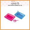 Grace Pet OEM 2014 New product Plastic Cat litter Box Tray Toilet Pan