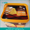 super quality pp plastic box for cookies,chocolate,cake,mooncake,icecream,pizza
