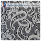 fancy new arrival nylon lace fabric german lace fabric for accessories and curtain with best price