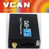 Useful Car mpeg4 dvb-t2 tv receiver box PVR USB recorder mini digital tv tuner mpeg4 dvb t2 standalone tv tuner box wholesale