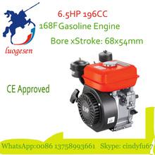 6.5HP 196CC 168F gasoline engine