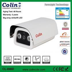 $20 hot sale 480tvl with aluminium alloy housing camera bullet dealer in karachi