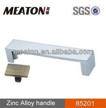 Decorative Chrome Plate Zinc Alloy Pull Handles