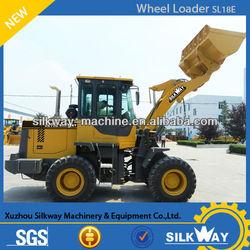 Mini 1.8ton Wheel Loader