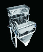 8.0L Automatic 2 Head MCU Linear Weigher for Milk Powder Packing