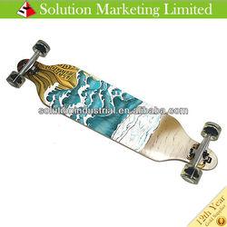 Solution 2014 New Design Best Selling sector 9 longboard skateboardsd Professional Leading Manufacturer