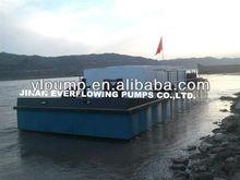 factory price good quality large size sea amphibious dredger