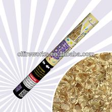CE proved BMC 455B gold rose petal confetti bulk confetti