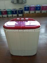 twin tub Mini Washing machine 3.6KG Red